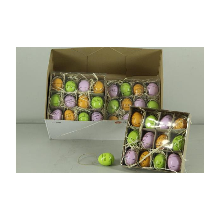 <h4>Egg Hng.happy Easter Box(12pc)</h4>