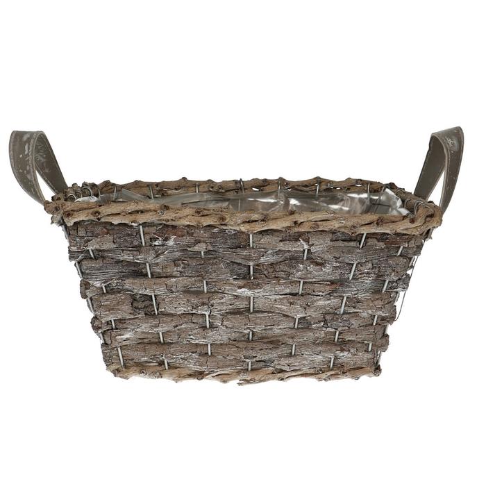 <h4>Baskets Jane tray rect.d28/20*14cm</h4>