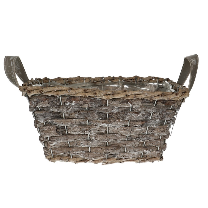 <h4>Baskets Jane tray rect.d28/20*14cm</h4>
