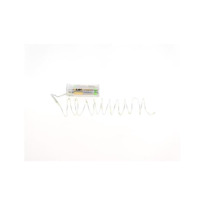 <h4>Led Wire Silver (10l)1m Aa B/o</h4>