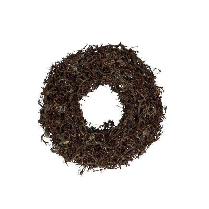 <h4>Krans d30cm Bonsai</h4>