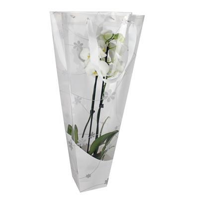 <h4>Bag Flow PP 30/12x11xH70cm white</h4>