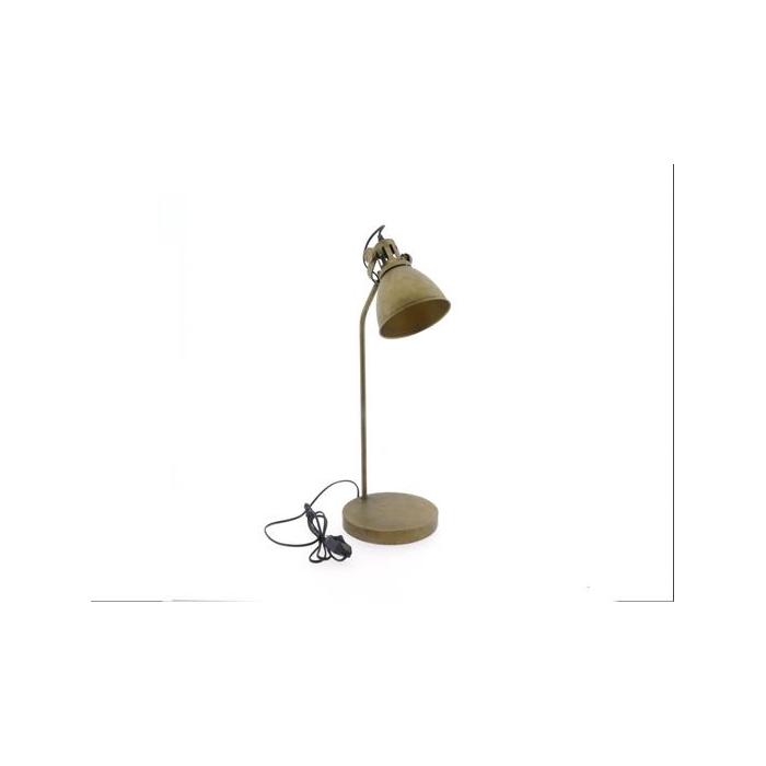 <h4>Lamp Table H:66cm Gold</h4>