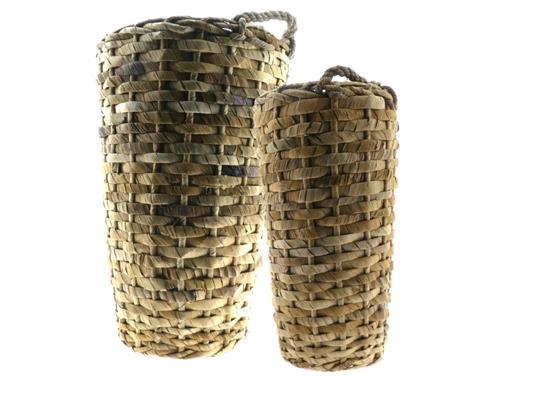 <h4>Basket Waterhyac.s/2  Ø39x62cm</h4>