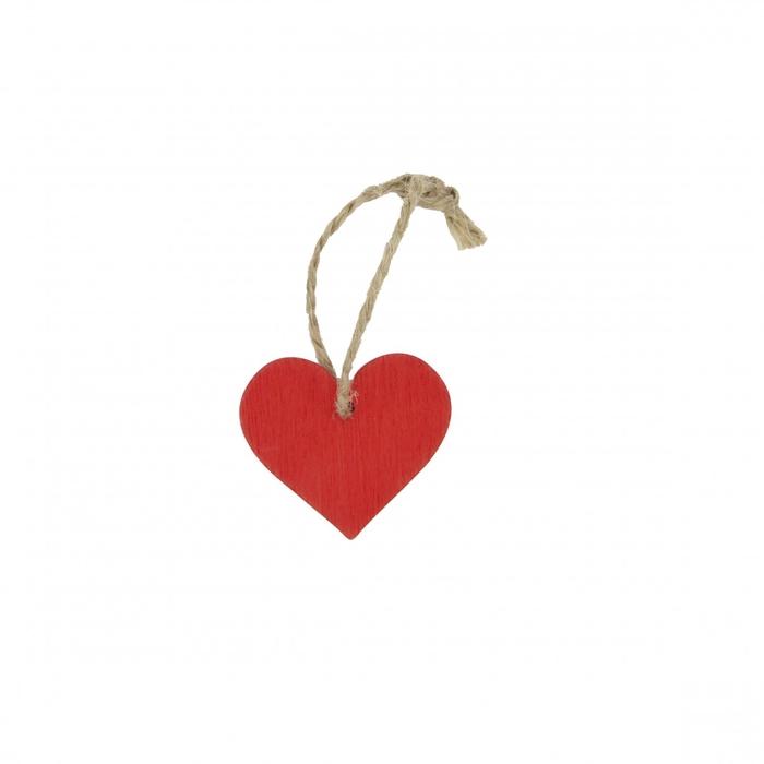 <h4>Valentijn Hanger hart 3.5*4cm x24</h4>