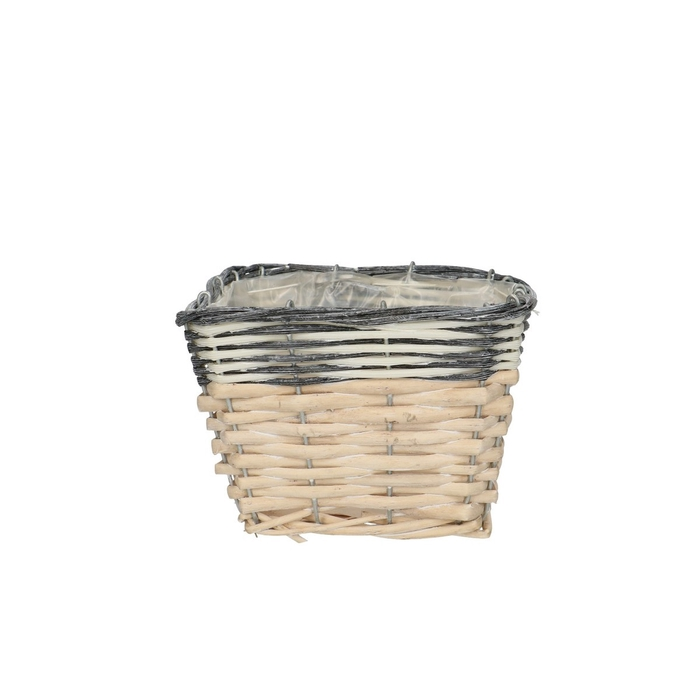 <h4>Baskets Jans tray square d16*11cm</h4>