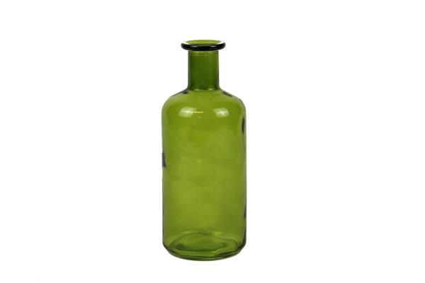 <h4>Bottle Glass H24 Green 96048</h4>