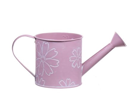 <h4>Watering can Jade2 d11xh10 light pink</h4>