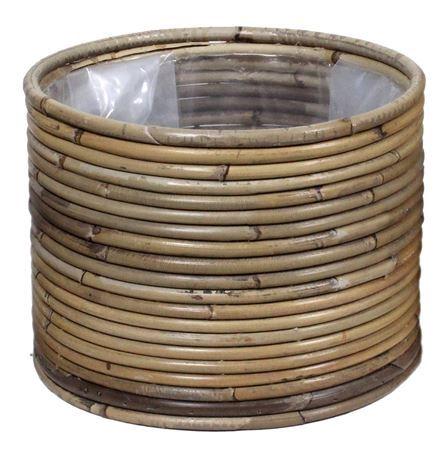 <h4>Basket Peridot d20xh15 grey</h4>