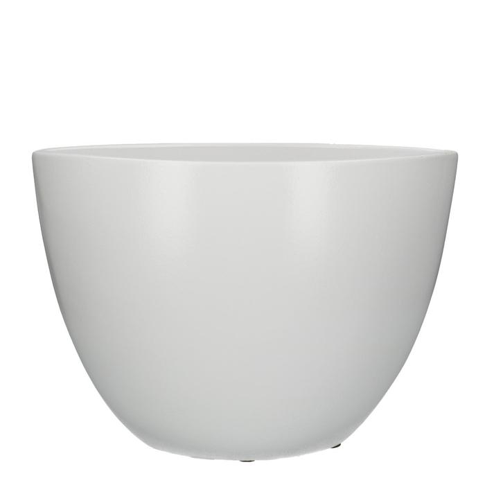 <h4>Ceramics Cresta pot 33*17*24cm oval</h4>