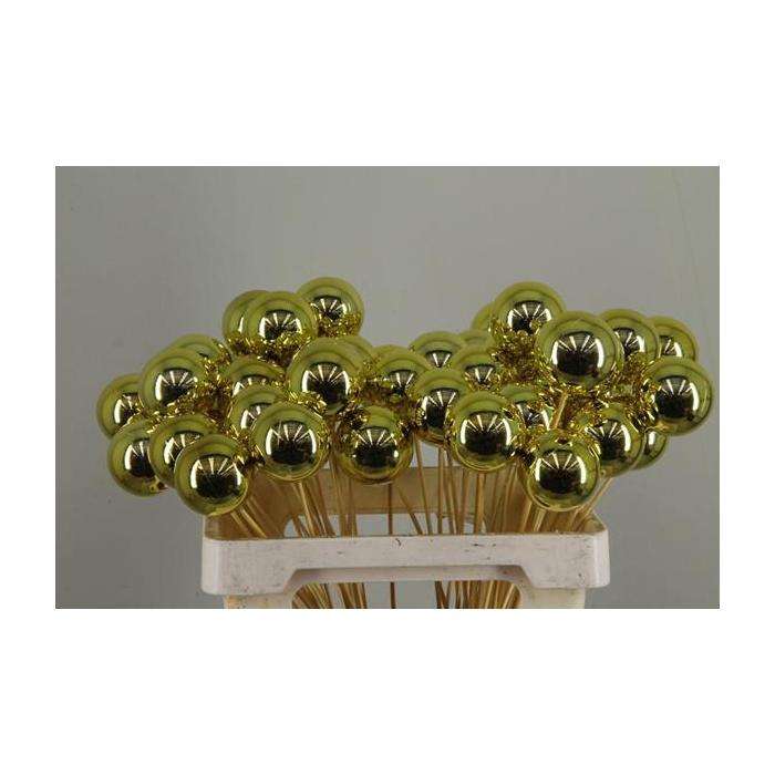 <h4>Stick Ball C. Ø6 Gold Shiny</h4>