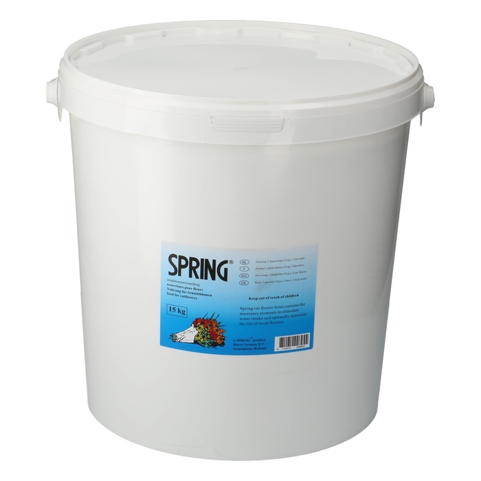 <h4>Abono organico Spring alimento floral 15kg</h4>