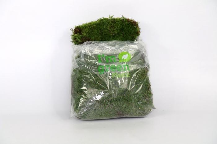 <h4>Platmos in plastic zak(Bio)</h4>