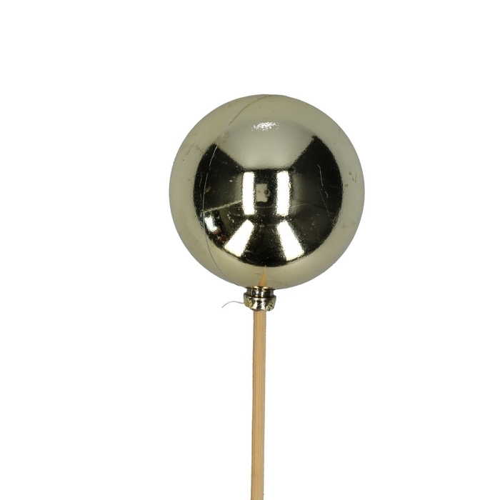 <h4>Christmas sticks 50cm Christmas bauble d6cm</h4>