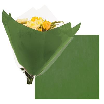 <h4>Colorflor short fibre sheet 40x40cm  dark green</h4>