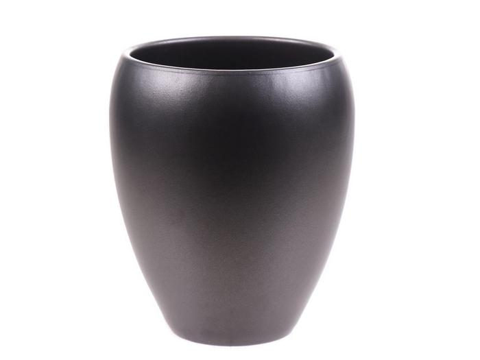 <h4>DF884340800 - Pot Kaelie d18x h23.5 anthracite</h4>