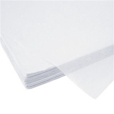 <h4>Papier vel: 50x75cm zijde 480 stuks 17gr wit *</h4>