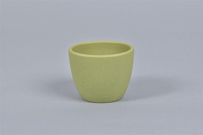 <h4>Keramiek Pot Bamboe 8cm</h4>