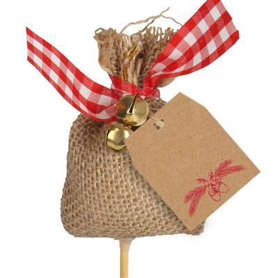 <h4>Pique sac de jute 8x5cm+50cm bâton</h4>
