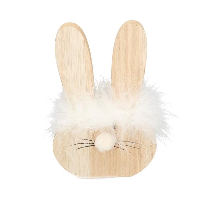 <h4>Promo Rabbit wood d11*16cm</h4>