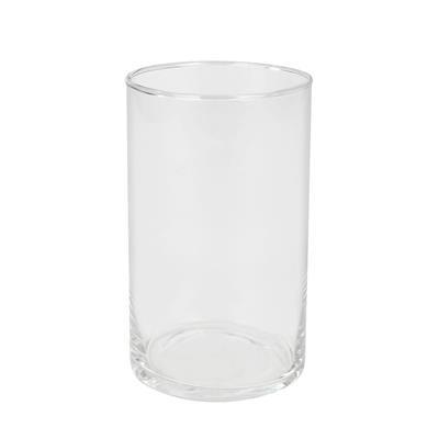 <h4>Vaas Lusaka glas Ø9xH15cm HC</h4>