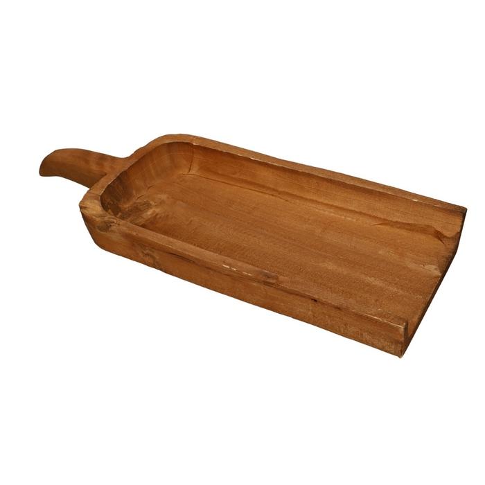 <h4>Homedeco Tray rustiek 47*19*5cm</h4>