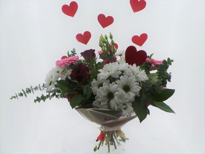 <h4>Bouquet Sweetheart Red</h4>