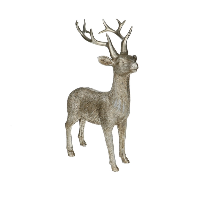 <h4>Autumn Deer 18*8*22cm</h4>