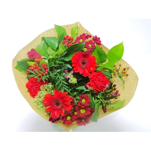 Bouquet KIM Medium Red