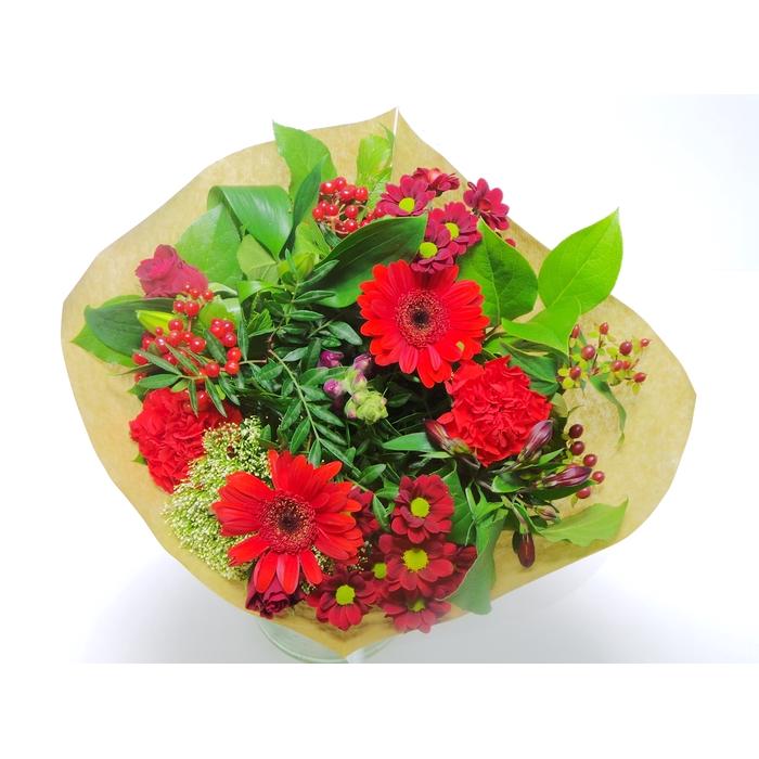 <h4>Bouquet KIM Medium Red</h4>