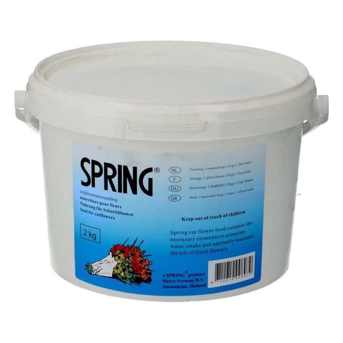 <h4>Abono organico Fleur'eau clear Cubo 2kg</h4>