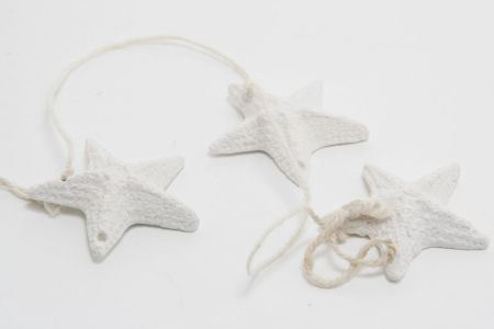 <h4>Garl. Ceramic Starfish L50</h4>