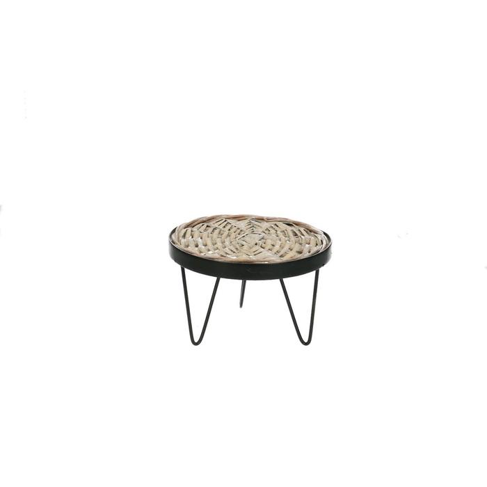 <h4>Homedeco Plant tafel wilg d16*11cm</h4>