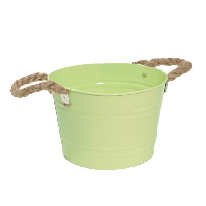 <h4>Zinc Rib bowl d19*13cm</h4>