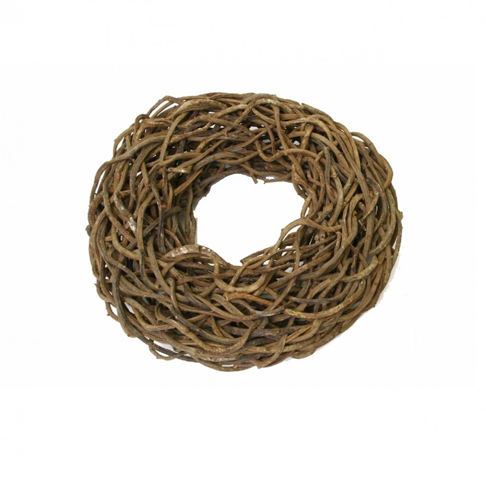 <h4>Wreath d48cm Crazyvine</h4>