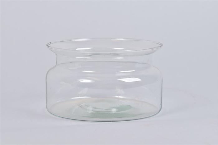 <h4>Glas Schaal Melkbus Eco 16x9cm</h4>
