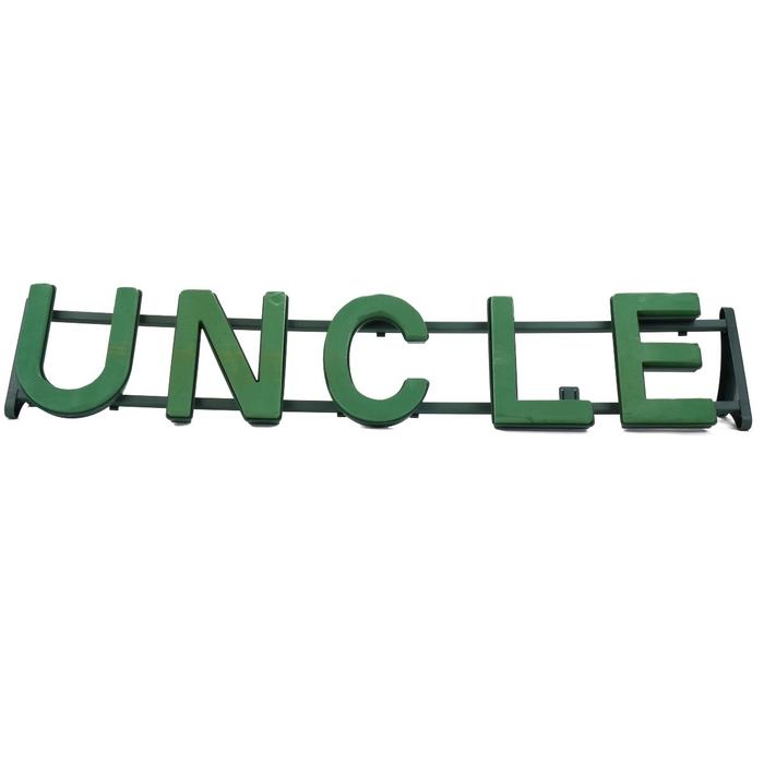 <h4>Steekschuim Basic Frame UNCLE 29*142,5cm</h4>