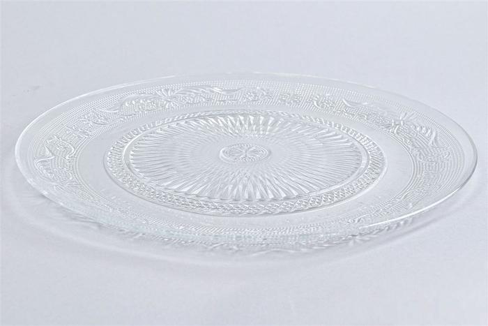 <h4>Glas Schaal Taart 32,5x2.5cm</h4>