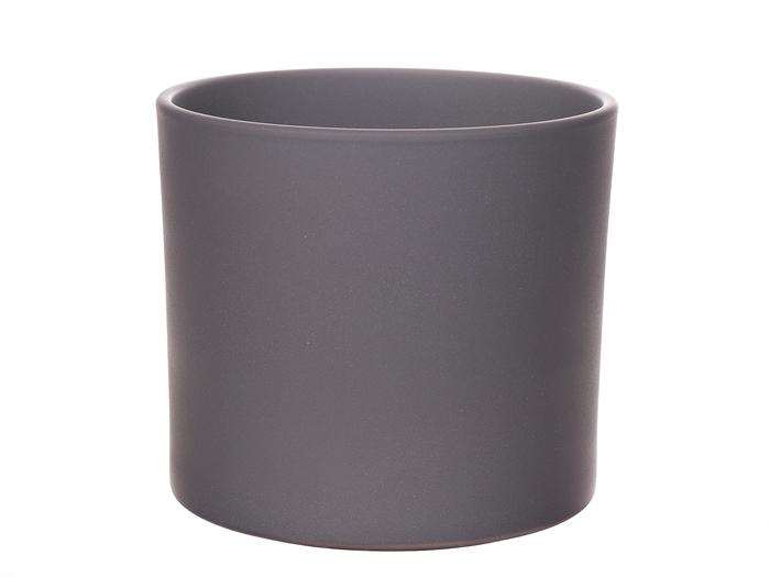 <h4>DF884353400 - Pot Maceo d23.5xh21.5 light grey</h4>