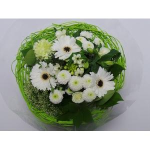 Bouquet Sisal Large White
