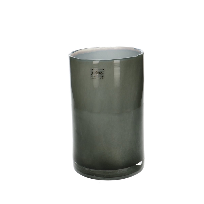 <h4>Glas Fidrio Cilinder d12*19.5cm</h4>