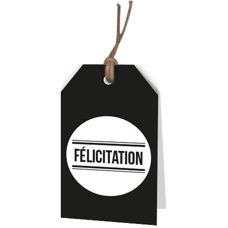 <h4>Labels Displ.Card F Felicit 5*8cm x12</h4>