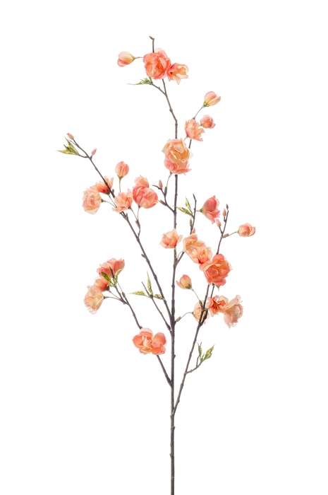 <h4>SILK BLOSSOM CHERRY SPRAY 91CM PEACH 421947</h4>