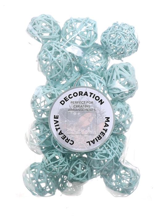 <h4>DF010043000 - Bag/25pcs Lata ball 4cm blue</h4>