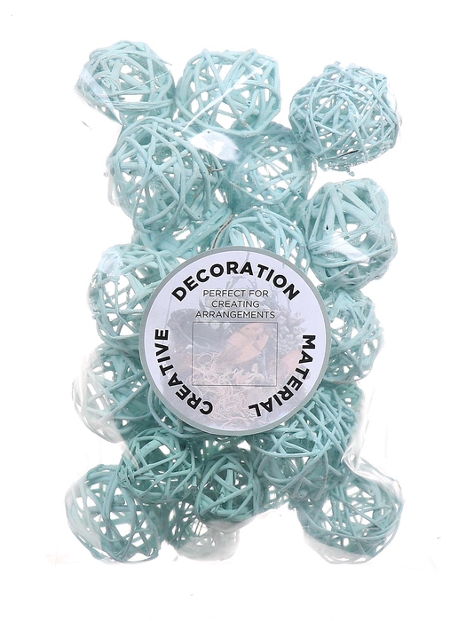 <h4>DF010043000 - Bag/25pcs Lata ball 4cm blue</h4>