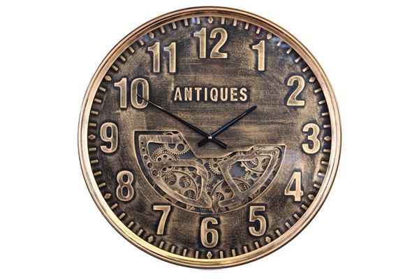 <h4>Clock Gear Ø60cm A.gold 90602</h4>