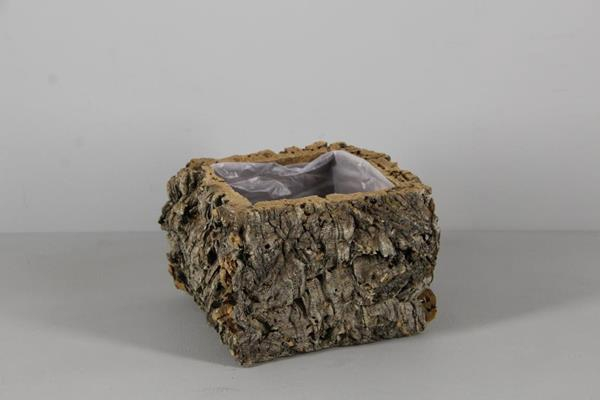 <h4>Cork Pot 14x14x15cm</h4>