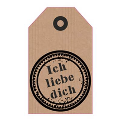 <h4>Flower cards ma -Ich liebe dich package 20 pieces</h4>