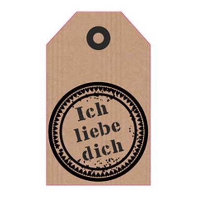 <h4>Bloemkaartjes ma -Ich liebe dich- pakje 20 stuks</h4>