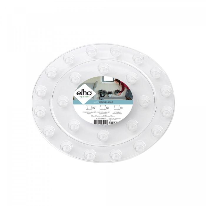 <h4>Plastic Floorprotector d15cm</h4>